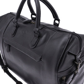 PORTER - CERVINO 2Way Boston Bag (Available in Black & Chocolate)