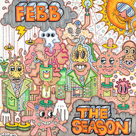 FEBB - THE SEASON (LP)
