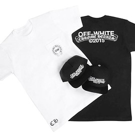 """CHROME HEARTS - OFF-WHITE c/o VIRGIL ABLOH x Chrome Hearts """"©2015"""" Collection"""