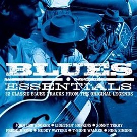 V.A. - Blues Essentials / V.A.( John Lee Hooker, Lightning Hopkins, Guitar Slim, Nina Simone,etc )