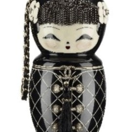 Chanel - Chinese doll evening bag
