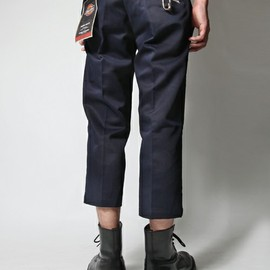 JAM HOME MADE, Dickies - カスタマイズドワークパンツ NVY