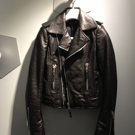 BALENCIAGA - Leather Jacket