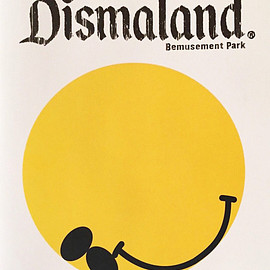 Banksy - Dismaland Official program