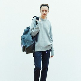 THE NORTH FACE PURPLE LABEL(ザ ノースフェイス パープルレーベル) HARRIS TWEED TOTE BAG NN7264N