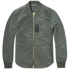 Acne Silas - MA-1 Antique Light Bomber Jacket