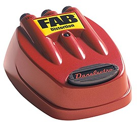 Danelectro - Danelectro D-1 Fab Distortion Effects Pedal