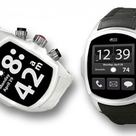 SmartFitty - SmartFitty touchscreen smartwatch and fitness monitor