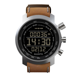 Suunto Elementum - Terra Brown Leather