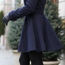 Navy & Black...love the look