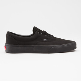 VANS - Canvas Era Black/Black