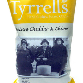 Tyrrell's - Mature Cheddar & Chives