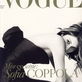 Condé Nast - Vogue Paris December 2004 January 2005 - Sofia Coppola