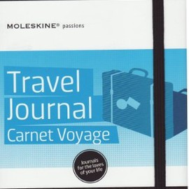 MOLESKINE - Passions Travel Journal