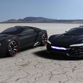 Ford - Mad Max Interceptor Concepts, 2012