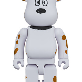 MEDICOM TOY - BE@RBRICK MARBLES 400%