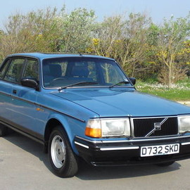 Volvo - 240GL 2.3 Saloon Manual