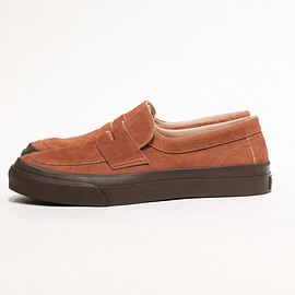 PRAS - Comfy Loafers-Brown