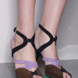 PRADA - Spring Summer 2007 Shoes