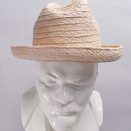 MOUNTAIN RESEARCH - Mountain Hat 2014ss (Straw)