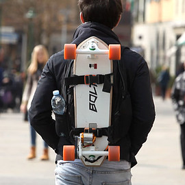 bolt motion - bolt - electric skateboard