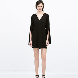 ZARA - OPEN SLEEVE DRESS