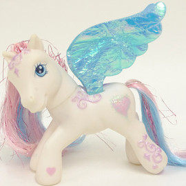 Love-a-bell   /Crystal design pony Crystal princess(G3)
