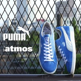 PUMA - ATMOS × PUMA FIRST ROUND NAUTICAL BLUE