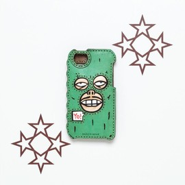ojaga design - TABOO1 iPhone CASE 「Yo!」