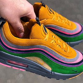 NIKE, Mache Customs, Concepts - Air Max 1/97 - Eclipse Custom