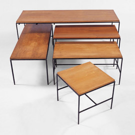 Furnwood Corp. / Paul McCobb - Wright-Nesting tables