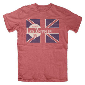 LED ZEPPELIN / EVENING OF ZEP 1975 / T-Shirts Tシャツ レッド・ツェッペリン