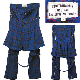 SEDITIONARIES - SEDITIONARIES ORIGINAL EXCLUSIVE COLLECTION (A STORE ROBOT) Bondage trousers