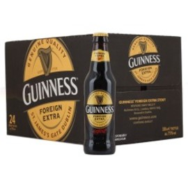 Guinness - Guinness Foreign Extra Stout (ギネス・フォーリン・エクストラ・スタウト)