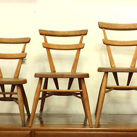 ERCOL - SCHOOL CHAIR