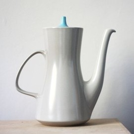 Poole - Twintone Coffee Pot