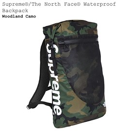 Supreme - Supreme®︎/The North Face®︎ Waterproof Backpack