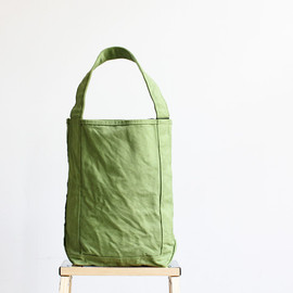 TEMBEA - BAGUETTE TOTE - VEGETABLE DYE - (草木染めバゲットトート)