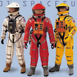 Twinch Squad - 2001 Space Odyssey Space Suit