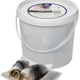 ELSINORE - Rollmops with Onion,2.8kg