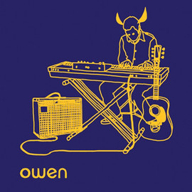 owen - Sticker