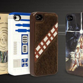 PowerA - officially licensed Star Wars cases for iPhone 4, 4S