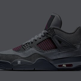 "NIKE - Air Jordan 4 ""Bordeaux"""