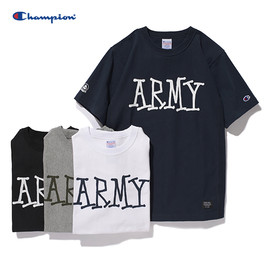Stussy - Stussy x Champion Reverse Weave® Army Tee