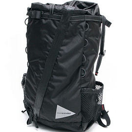 and wander - バックパック【30L backpack】