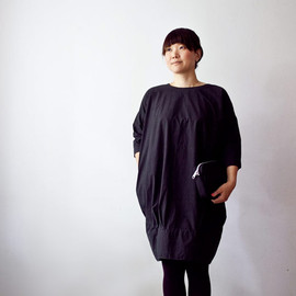 ordinary fits - Ladies' / ordinary fits オーディナリーフィッツ Ball one piece ボールワンピース