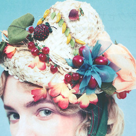 vintage headdress