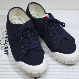 SPRING COURT - G1 LO CUT NAVY