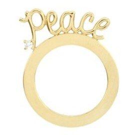 Jouete - 「Peace」ring