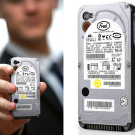 Case Turns Your iPhone into a Hard Drive